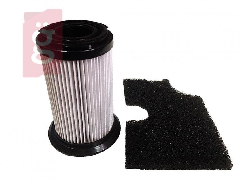 Porszívó Hepa Filter ZANUSSI ZAN 1830 Motorvédő szűrővel ZF134
