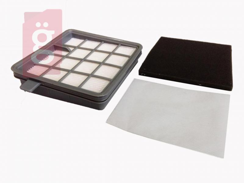 Porszívó Hepa Filter/Szűrő készlet Sencor SVX012HF/ SVC 510GR/511TQ/512VT Allegro MOSHATÓ
