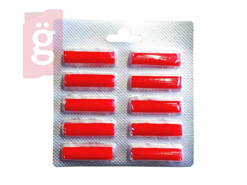 Porszívó porzsák illatosító rúd Red Édes illat (10db/csomag)
