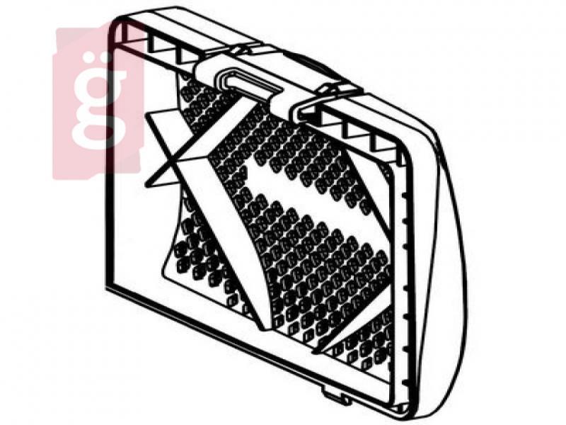 Porszívó Szűrőtartó Rács Samsung SC 5450 / SC 54F0 / SC 54J0 DJ6400907A (Kimeneti)