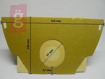 IZ-E3.2F Electrolux Mondo papírporzsák (5db+2filter/csomag)