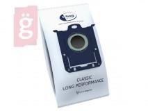 IZ-E5/PH5GY03S Electrolux S-BAG Philips S-bag Classic FC8021 Gyári mikroszálas porzsák (4db/csomag)