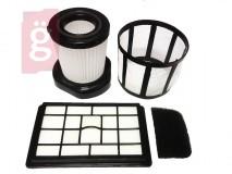 Porszívó Hepa Filter / Szűrő készlet CLATRONIC BS1248/ BOMANN BS971 (4db szűrő)