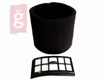 Porszívó Hepa Filter/Szűrő készlet Sencor SVX030/ SVC 3001 Orca Wet&Dry; Porszívóhoz (MOSHATÓ)