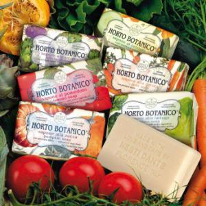 Horto Botanico - Zöldséges szappanok