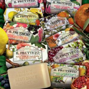 Il frutteto - Gyümölcsös szappanok
