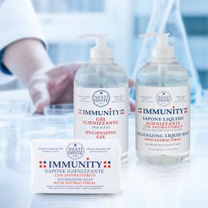 Immunity Line - Immunitás és tisztaság