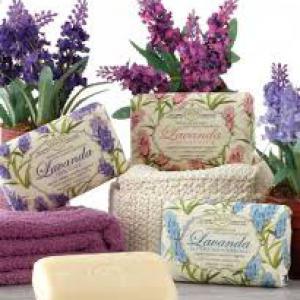 Lavanda - Levendulás natúr szappanok