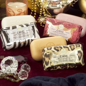 Luxus natúr szappanok - Chic Animalier