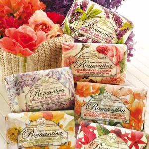 Romantica / romantikus natúr szappan