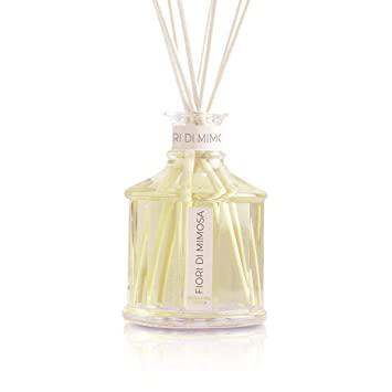 Erbario Toscano szobaillatosító diffúzor -Mimóza virág  - 100 ml
