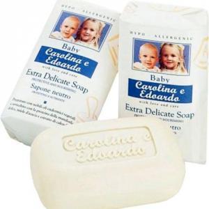 Nesti Dante Baby Carolina e Edoardo baba natúrszappan - 250gr
