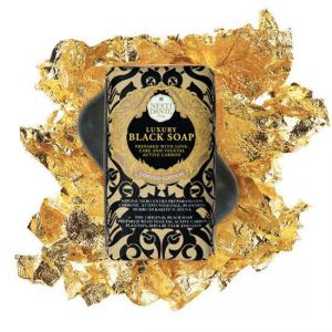 Nesti Dante Black - fekete szappan - 250 gr
