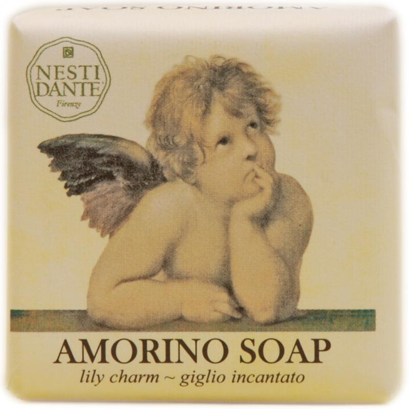 Nesti Dante Amorino Lily Charm - Liliom natúrszappan - 150gr