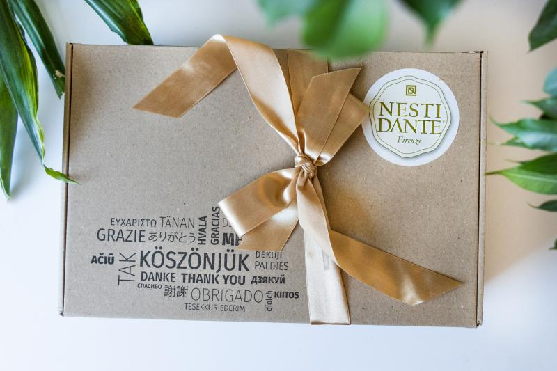 Nesti Dante box - 4 db - egy éves előfizetés