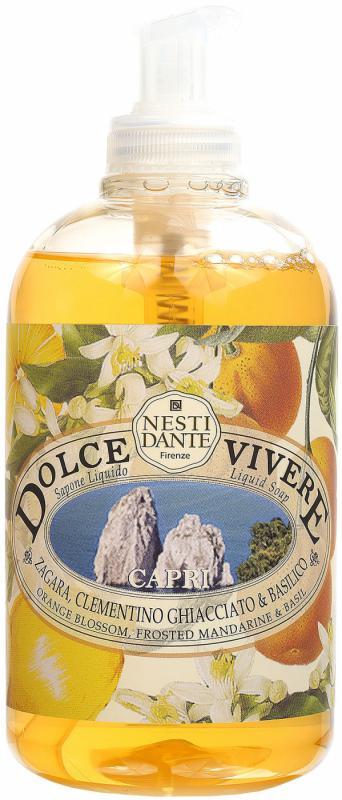 Nesti Dante Dolce Vivere Capri Folyékony szappan - 500 ml