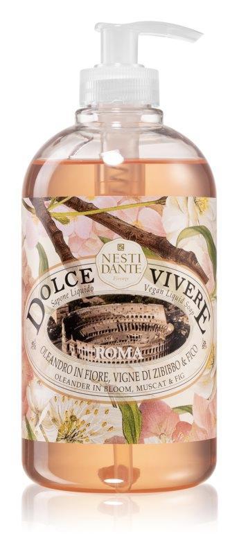 Nesti Dante Dolce Vivere Roma folyékony szappan - 500 ml