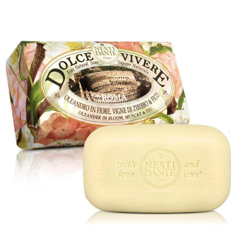 Nesti Dante Dolce Vivere - Roma natúrszappan - 250 gr
