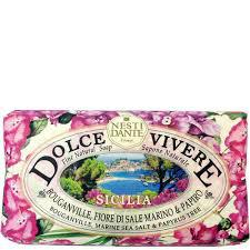 Nesti Dante Dolce Vivere - Sicilia natúrszappan - 250 gr