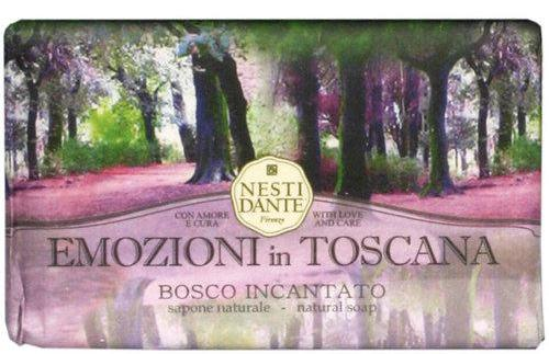 Nesti Dante Emozioni in Toscana - Elbűvölő erdő natúrszappan - 250 gr