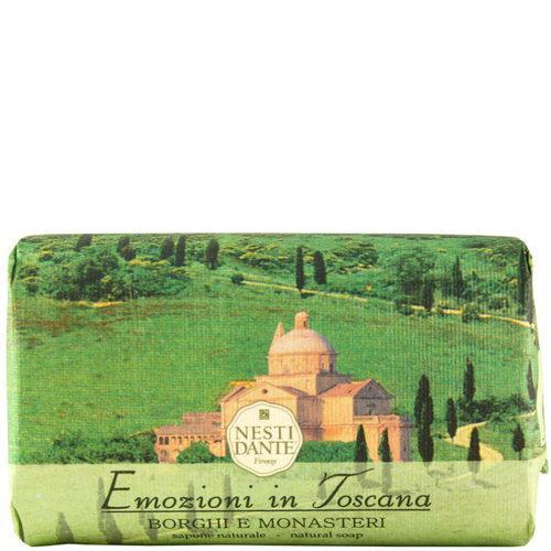 Nesti Dante Emozioni in Toscana - Falvak és kolostorok natúrszappan - 250 gr