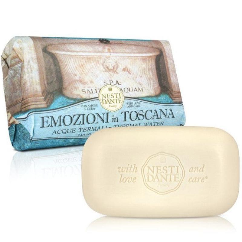 Nesti Dante Emozioni in Toscana - Termál víz natúrszappan - 250 gr