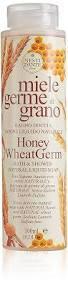 Nesti Dante Honey-wheatgerm - Mézes-búzacsírás hab- és tusfürdő - 300 ml