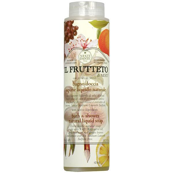 Nesti Dante Il frutteto - Gyümölcsös - hab- és tusfürdő - 300 ml