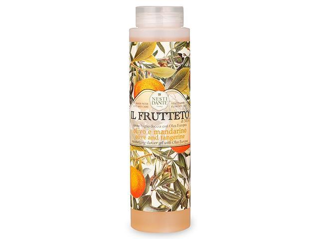 Nesti Dante Il frutteto Oliva-mandarin - hab- és tusfürdő - 300 ml