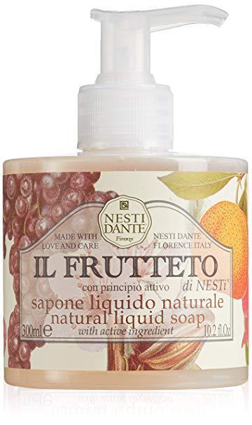 Nesti Dante Il frutteto SLS mentes folyékony szappan adagolóval - 300 ml