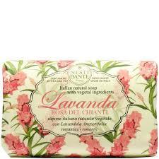 Nesti Dante Lavanda - Chianti Rose natúrszappan - 150gr