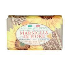 Nesti Dante Marsiglia in Fiore - Sunflower-Honey - Napraforgó-méz natúrszappan - 125gr