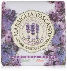 Nesti Dante Marsiglia Toscana - Lavanda - levendula natúrszappan - 200 gr