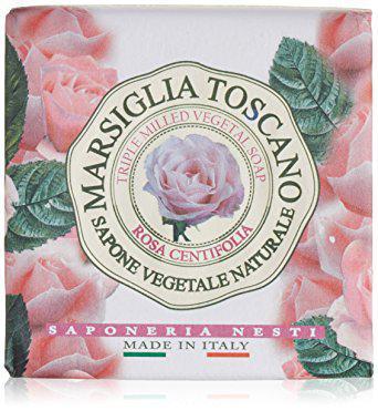 Nesti Dante Marsiglia Toscano - Rosa centifolia natúrszappan - 200 gr
