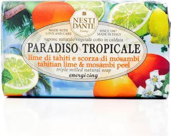 Nesti Dante Paradiso Tropicale - Lime-Mosambi energizáló natúrszappan - 250 gr