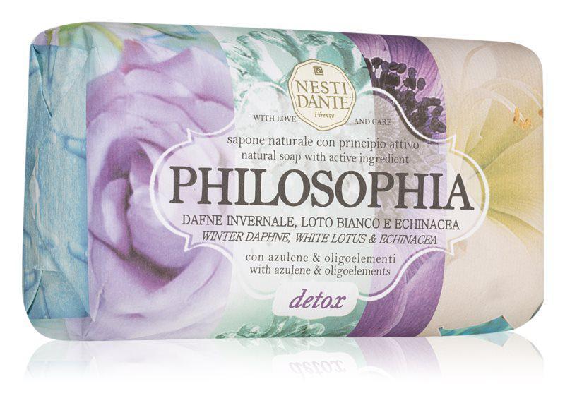 Nesti Dante Philosophia Detox - Méregtelenítő natúrszappan - 250gr