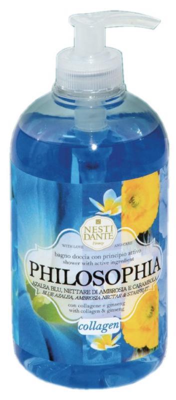 Nesti Dante Philosophia Kollagén folyékony szappan - 500 ml