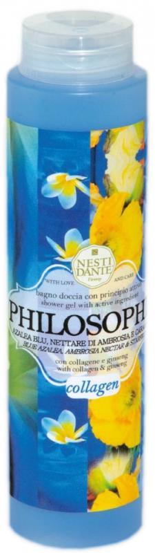 Nesti Dante Philosophia Kollagén hab- és tusfürdő - 300 ml