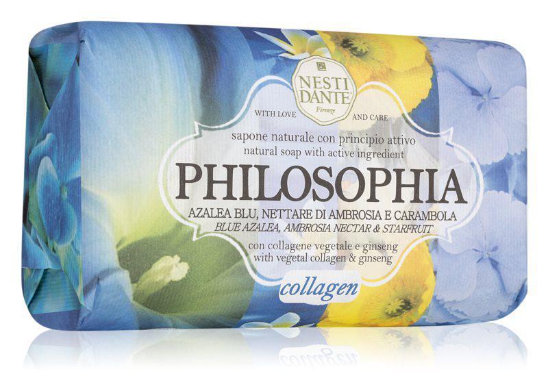Nesti Dante Philosophia Kollagén natúrszappan - 250 gr