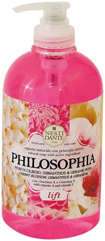 Nesti Dante Philosophia Lift Folyékony szappan - 500 ml
