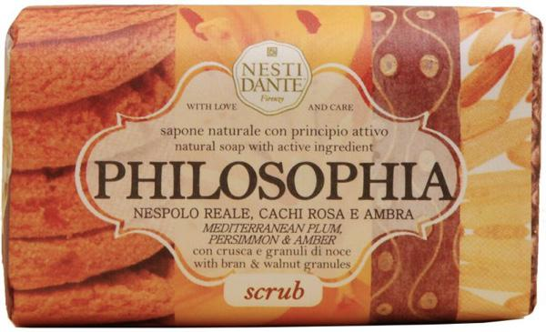 Nesti Dante Philosophia Scrub-radírozó natúrszappan - 250gr