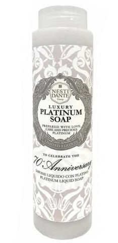 Nesti Dante Platinum - hab- és tusfürdő - 300 ml