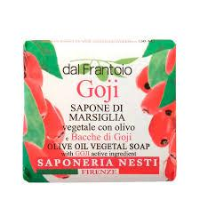 Nesti Dante szappan - goji berry - 150 gr