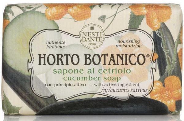 Nesti Dante uborka natúrszappan - 250 gr