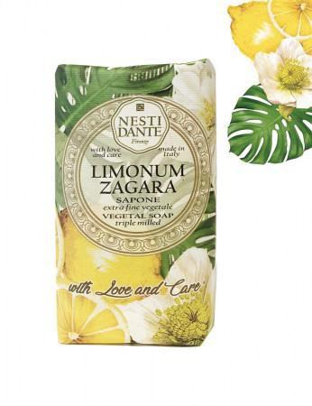 Nesti Dante With Love and Care - No. 5. Limonum Zagara - Citrus-narancsvirág natúrszappan - 250 gr