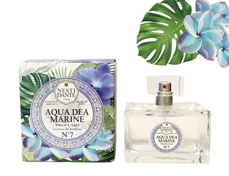 Nesti Dante With Love and Care No. 7. - Aqua dea Marina  EDP 100 ml