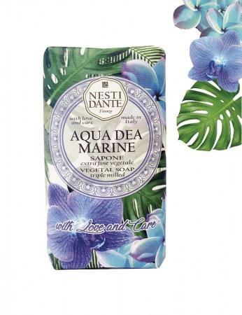 Nesti Dante With Love and Care No. 7. - Aqua Dea Marine - Tengervíz natúrszappan - 250 gr