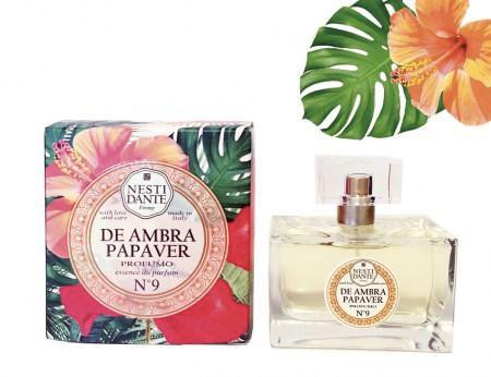 Nesti Dante With Love and Care No. 9. -  De Ambra Papaver EDP 100 ml