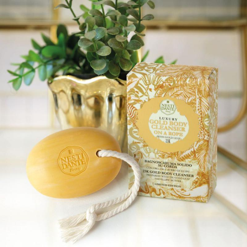 Nesti Gold Body Cleanser - 150 gr