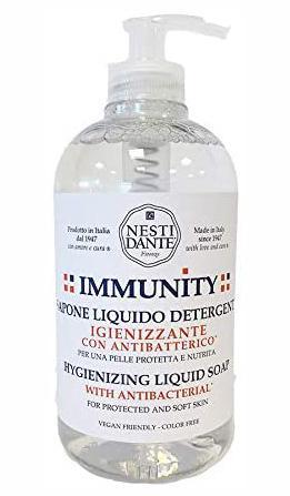 Nesti Immunity folyékony szappan klórral - 500 ml
